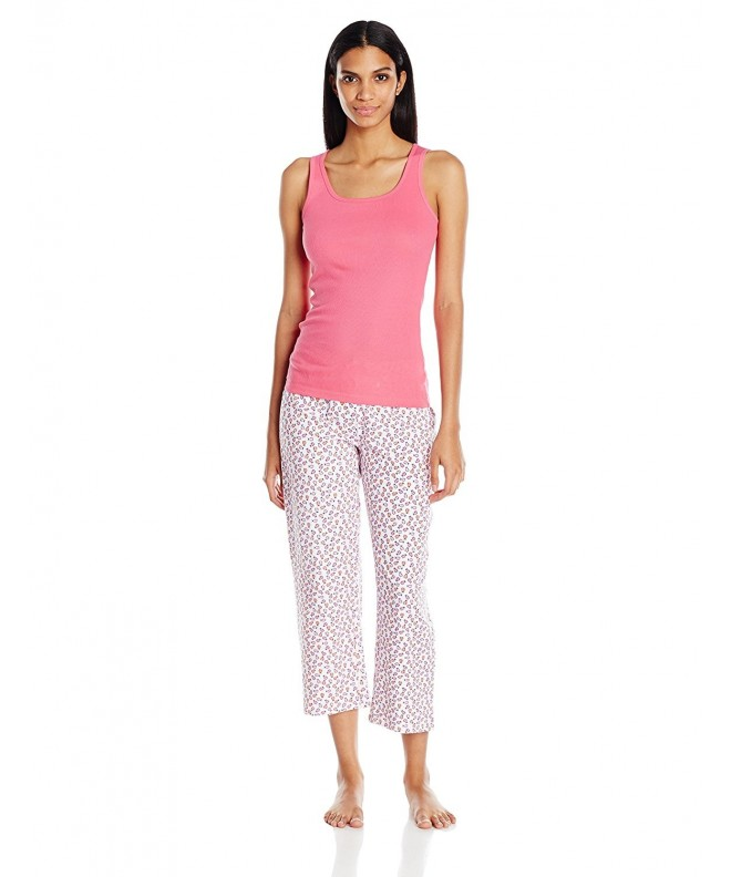 Saint Eve Womens Printed Pajama