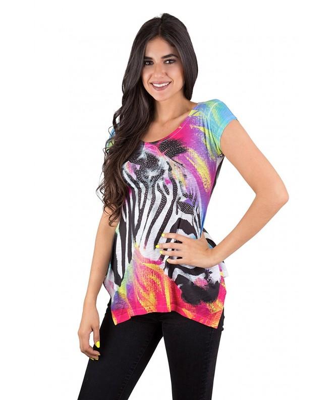 Sweet Gisele Womens printed t shirt