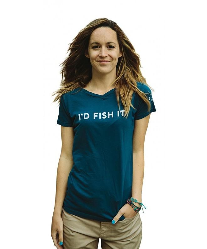 Dolly Varden Womens Fish Small