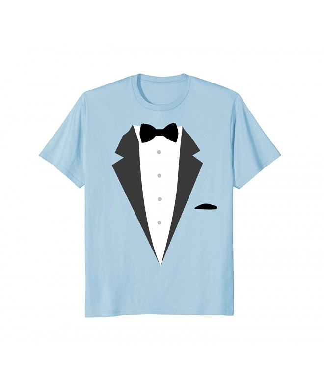 Tuxedo Bowtie T Shirt Weddings Receptions