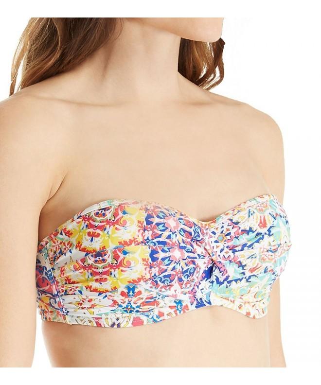 Sunsets Mambo Bandeau Bikini Multi