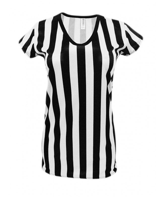 Womens Referee Shirts Comfortable Waitresses