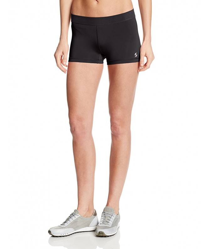 Soffe Womens Short Black Small