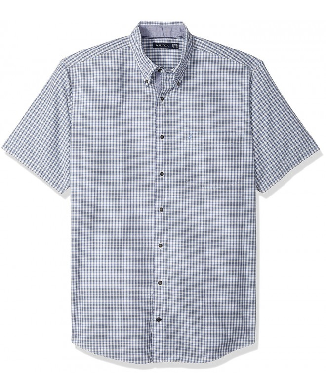 Nautica Sleeve Oxford Button Robbia