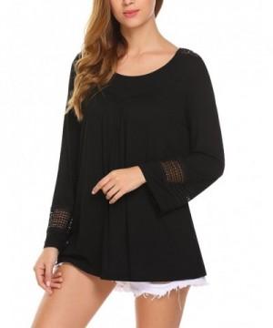 SummerRio Womens Sleeve Pleated X Large