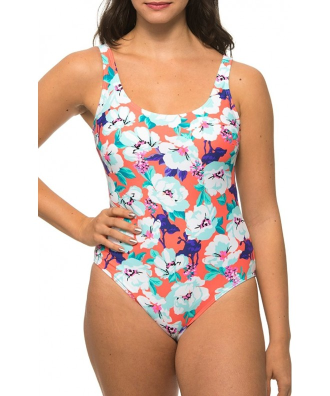 BEACH Classic Swimsuit U Back Solids