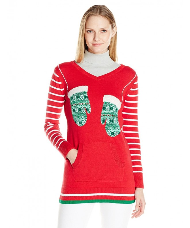 Isabellas Closet Christmas Sweater Kangaroo