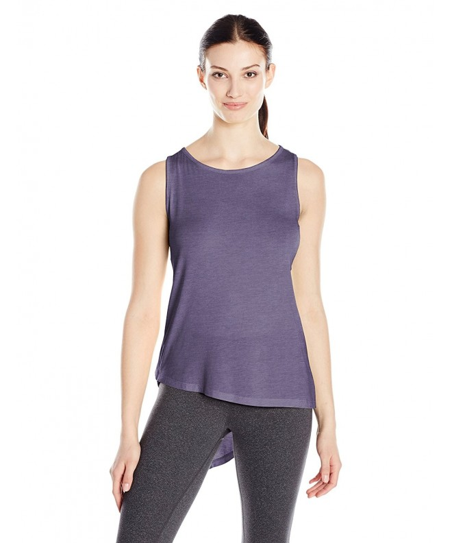 prAna Womens Twisted Purple Mountain