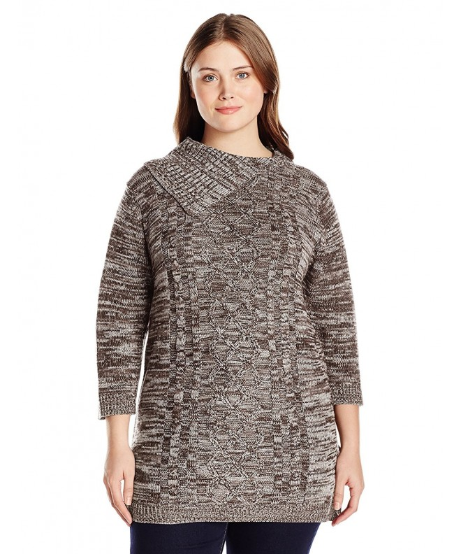 Jason Maxwell Pullover Sweater Neutral