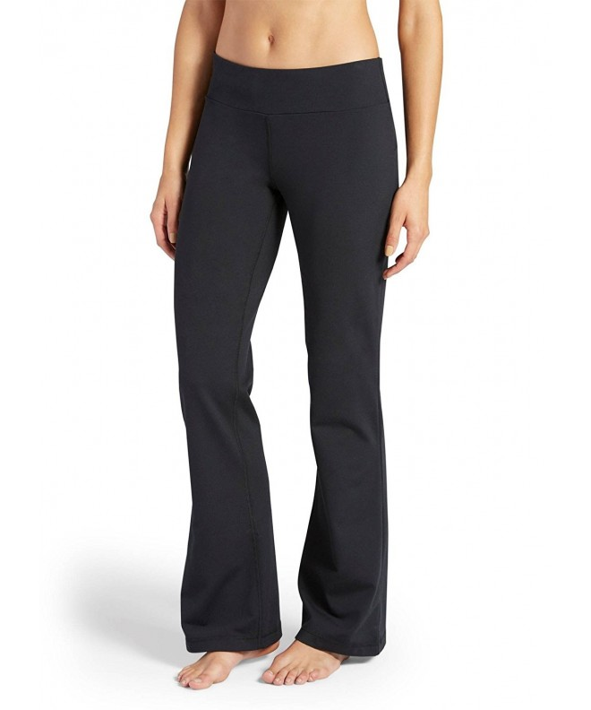 Jockey Womens Activewear Essential Bootleg