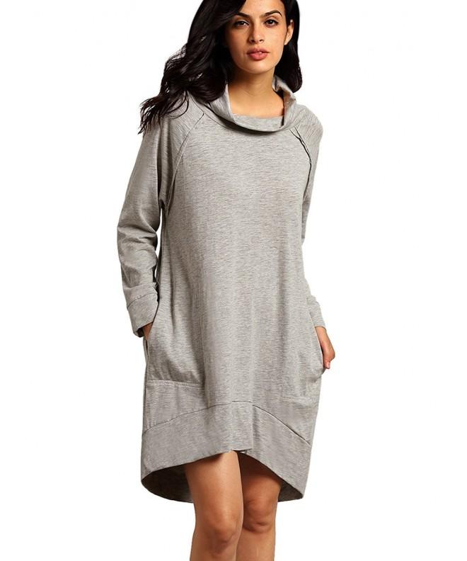 Milumia Womens Sleeve Pocket T Shirt
