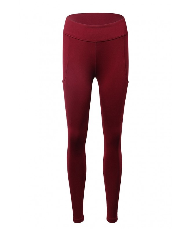 AmeSport Leggings Patchwork Jogging Workout
