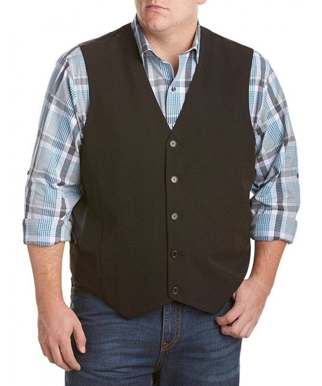 Synrgy DXL Big Tall Vest