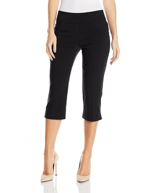 Ruby Rd Stretch Millennium Cropped