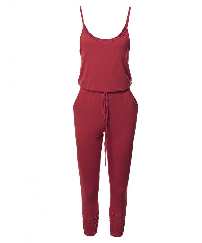 Made Emma Sleeveless Adjustable Jumpsuit