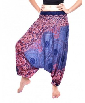 Flower pants Jumpsuit XS 2XL Purple