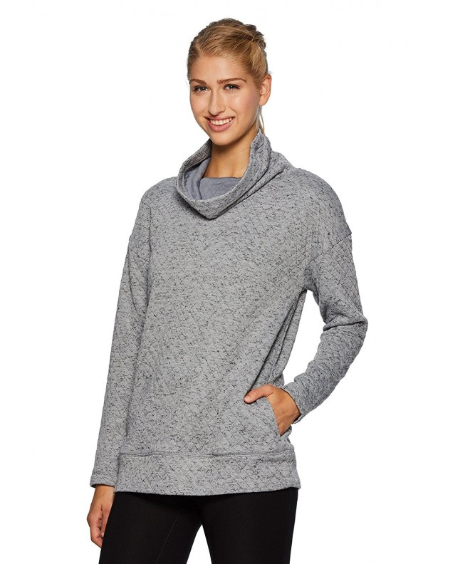 RBX Active Ultra Soft Quilted Pullover