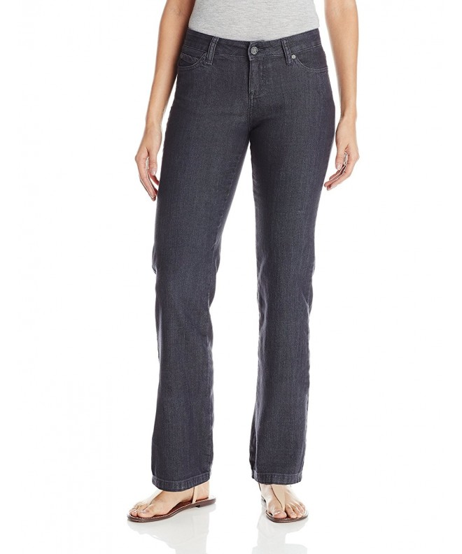 prAna Womens Jean Short Inseam Denim