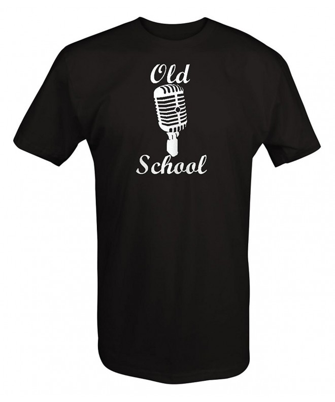 School Vintage Microphone Classic Music