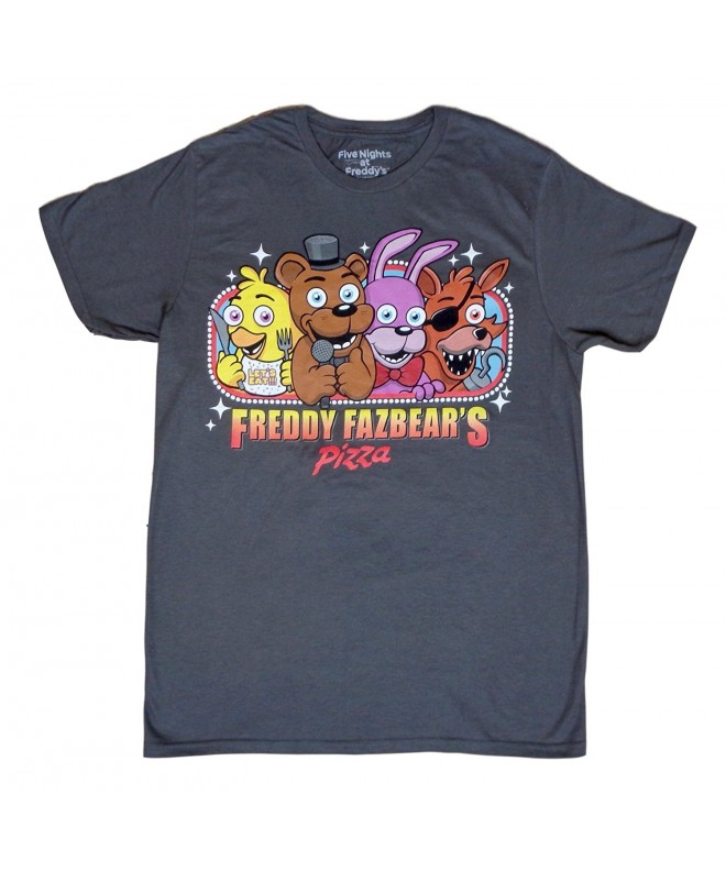 Five Nights Freddys Athletic T Shirt