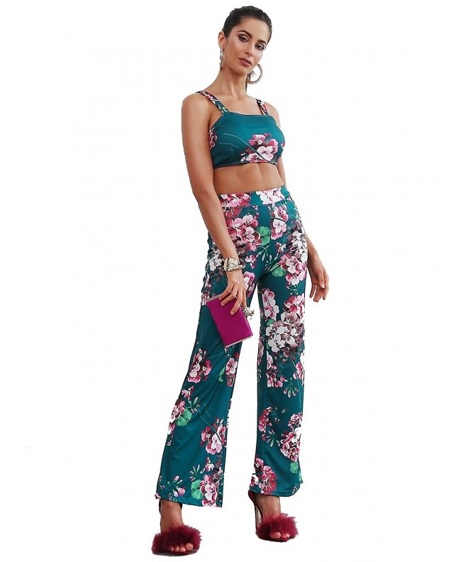 Glamaker Womens Pieces Jumpsuit Outfits