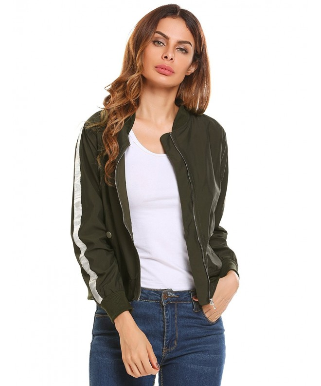 Unibelle Women Classic Jacket Bomber