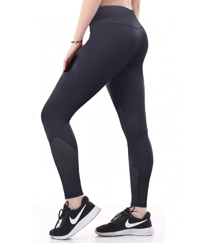 Heat Move Waisted Compression Leggings