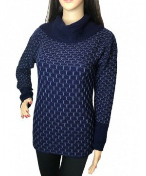 Ioana Pullover Sweater Multicolor Honeycomb