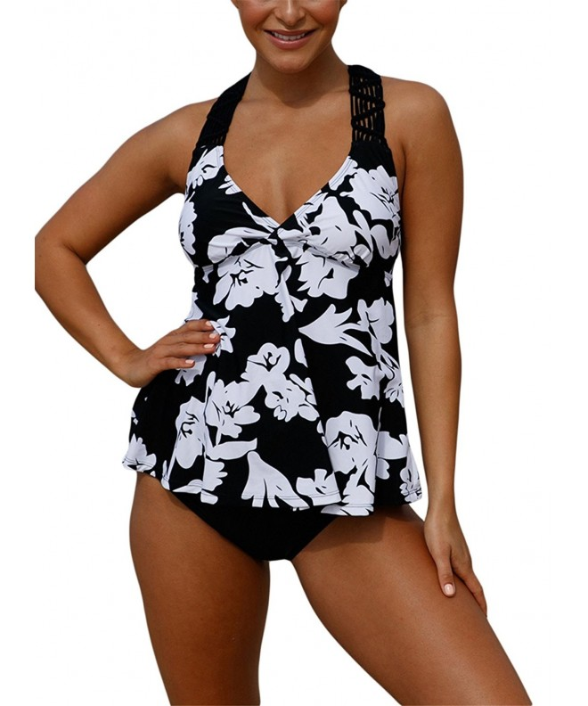 Diukia Patchwork Swimsuit Swimwear XX Large