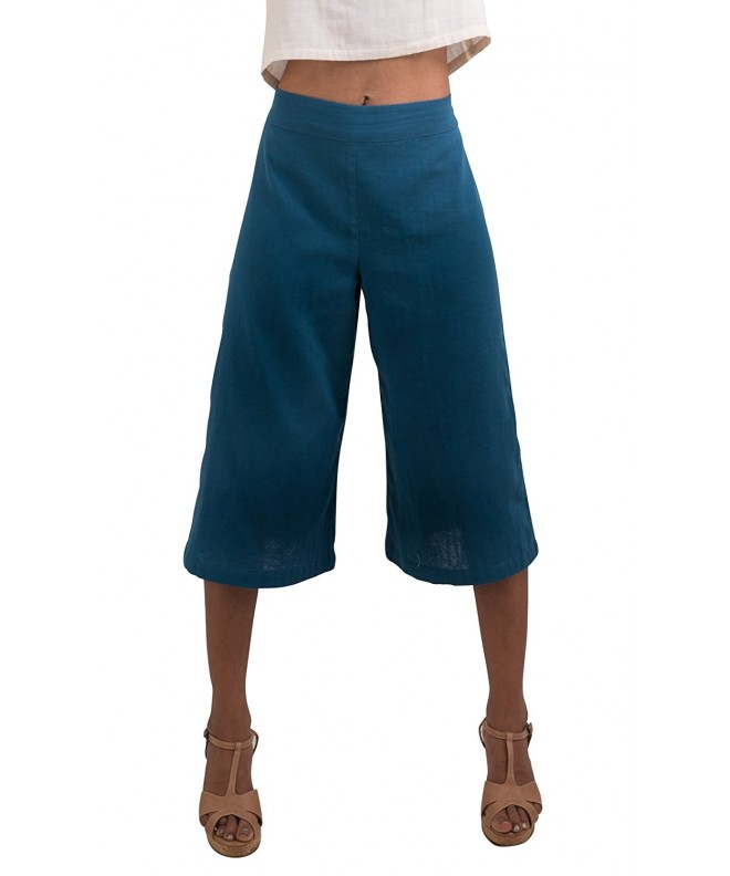 Tropic Bliss Womens Organic Gauchos