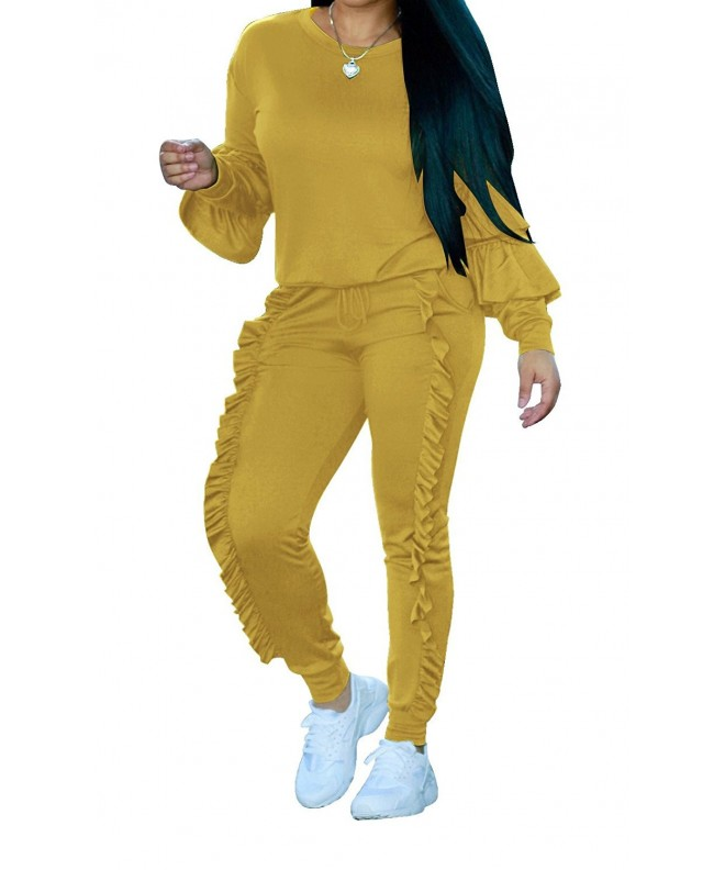 Chellysun Jumpsuit Sweatshirt Tracksuit Sweatsuit