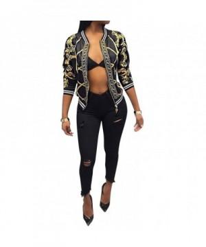 Sleeve Zipper Quilted Lightweight Jackets