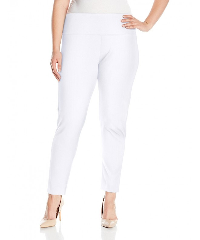 SLIM SATION Womens Pull Inseam Opening