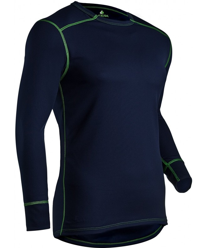 Indera Performance Thermal Underwear Silvadur