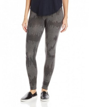 Alternative Printed Legging Heather Patchwork