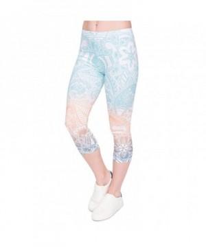 JINKAIJIA Mandala Printed Leggings DDK004 7