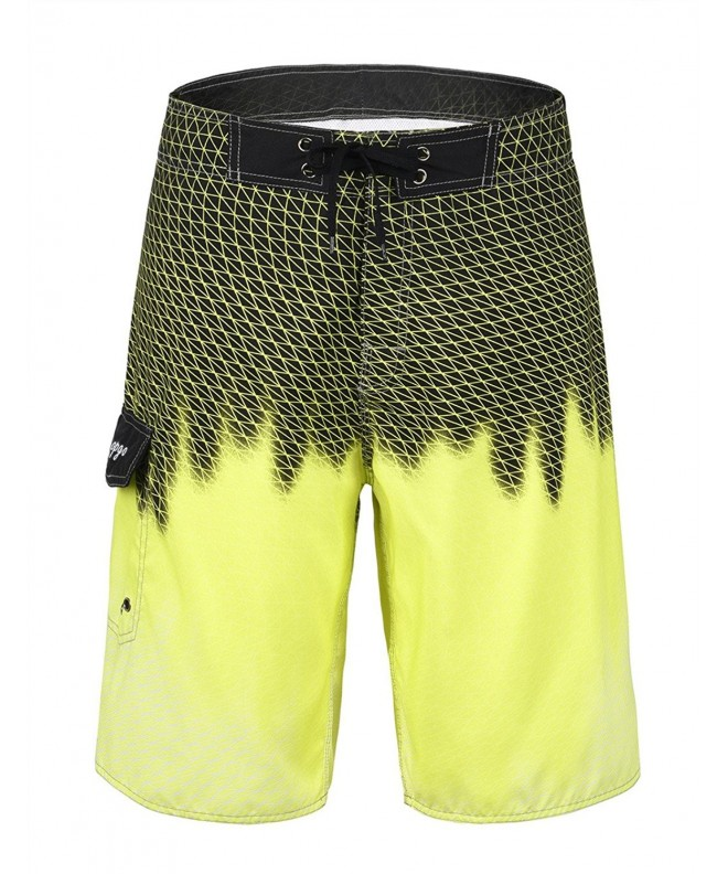 Hopgo Quick Drying Boardshort Shorts Swimwear