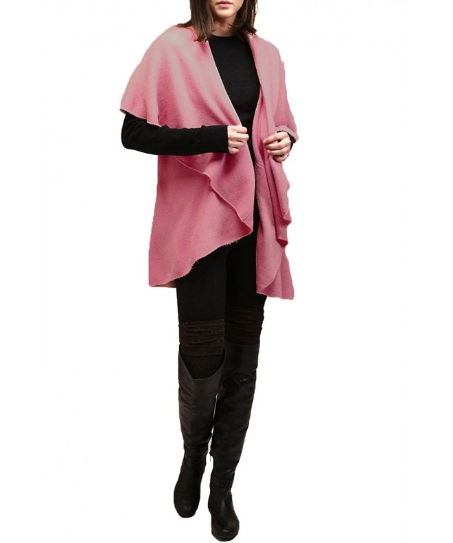 Look Womens Draped Basic Shawl