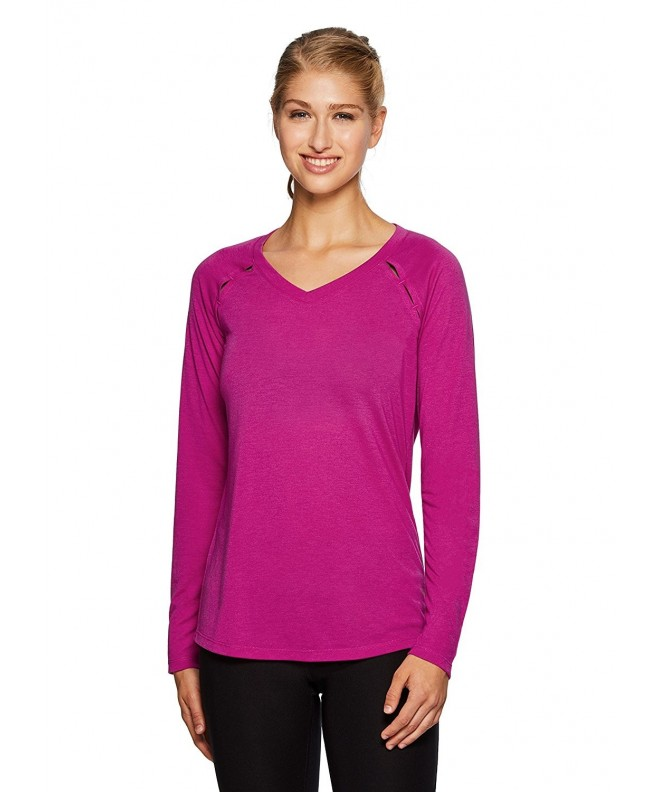RBX Active Womens Ventilated T Shirt