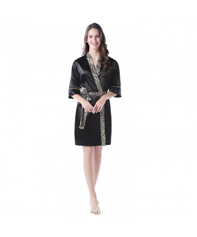 Richie House Womens Bathrobe RHW2495 B M