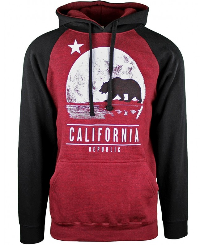 ShirtBANC California Republic Hoodie Sweatshirt