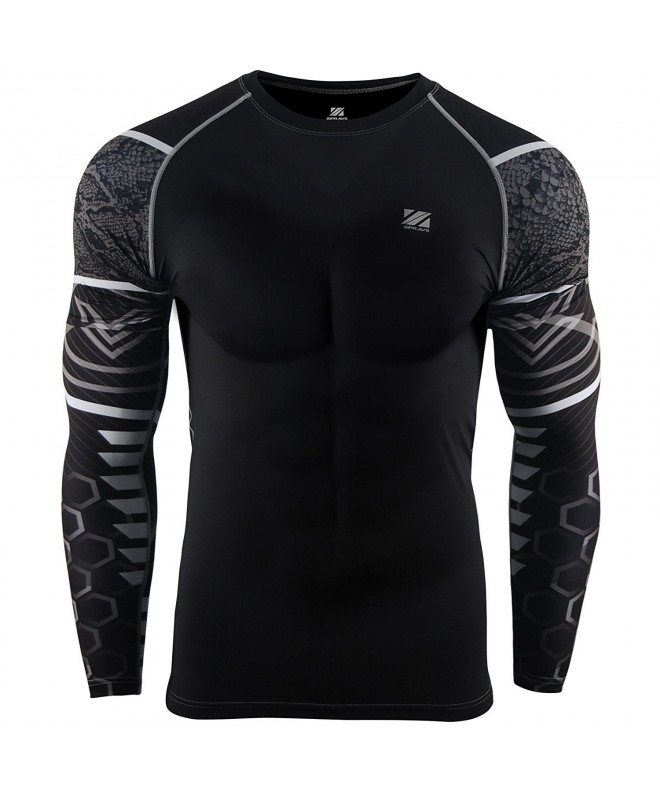 Zipravs Compression Longsleeve Running Baselayer
