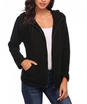 Women's Fleece Coats On Sale