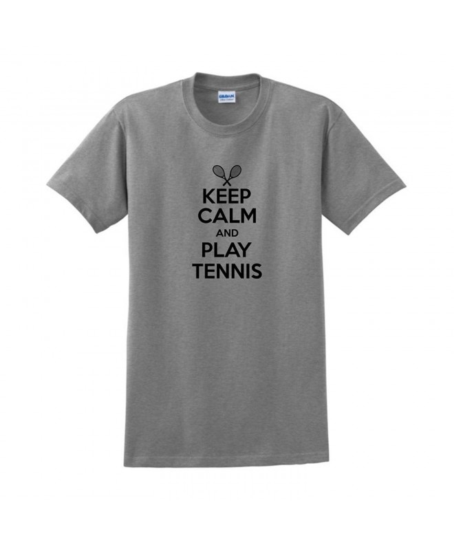 Keep Tennis T Shirt Medium Sport