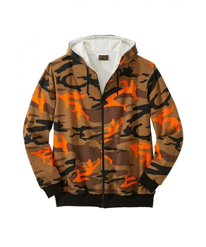 Boulder Creek Thermal Full Zip Hoodie