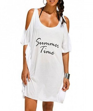 Happyyip Oversized Cover up Swimsuit Vocation