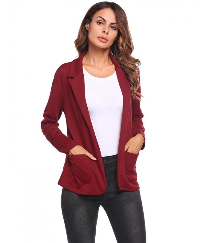 Bifast Breathable Sleeve Collar Blazer