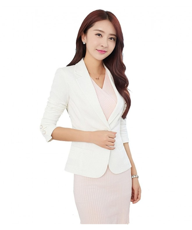 Juniors Casual Office Blazer Jacket