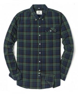 Mocotono Sleeve Flannel Checkered XX Large