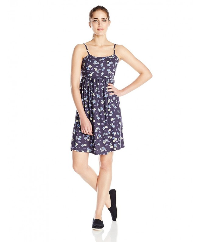 Life Womens Floral Calico Dress